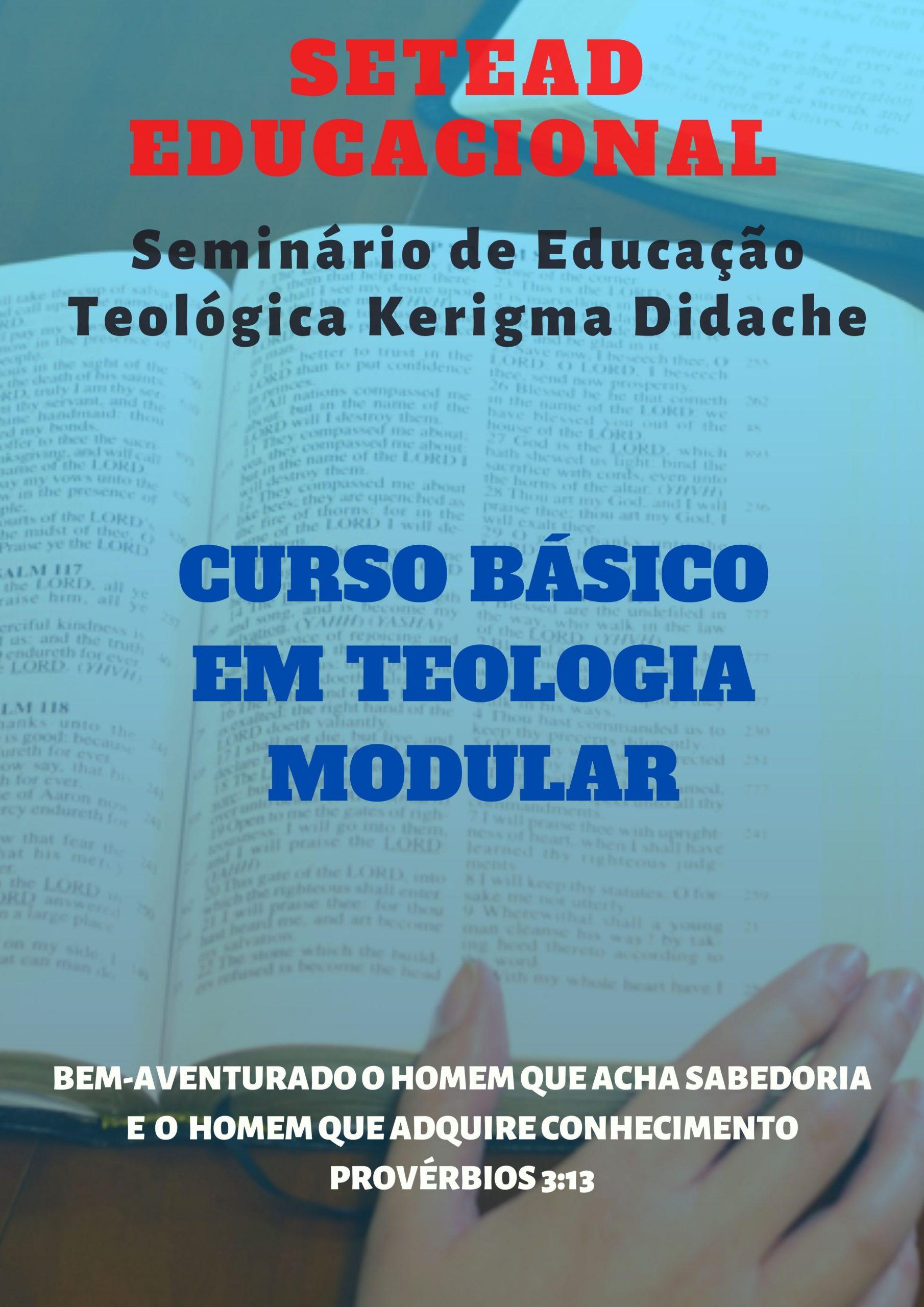 Curso Básico em Teologia Modular post thumbnail image